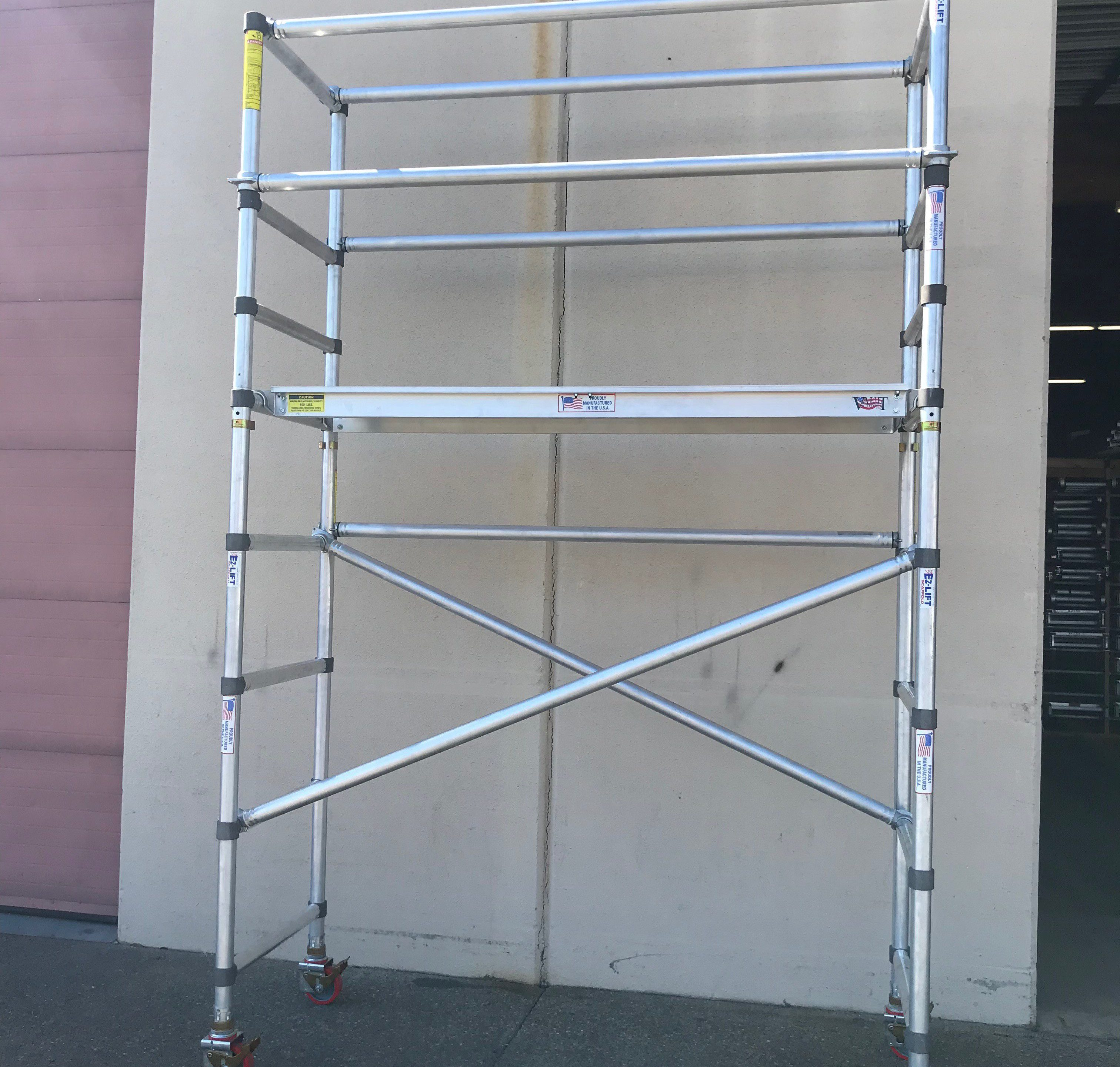 Aluminum Scaffolding Systems : Download demolition of commercial industrial or